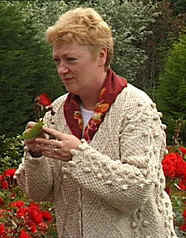 Photo of Peggy Sweeney.